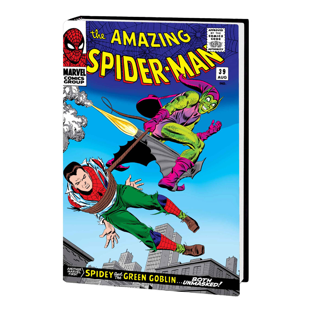 Amazing Spider-Man Omnibus HC Volume 02 New Ptg