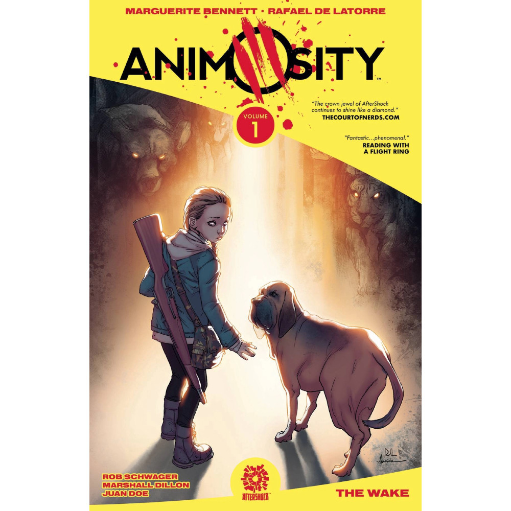 Animosity HC Vol 01 Year One