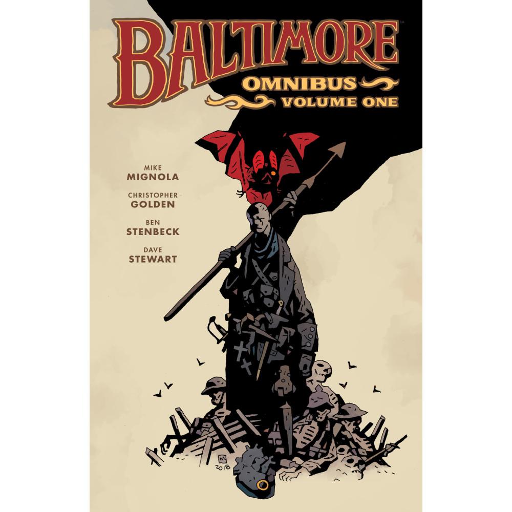 Baltimore Omnibus HC Vol 01