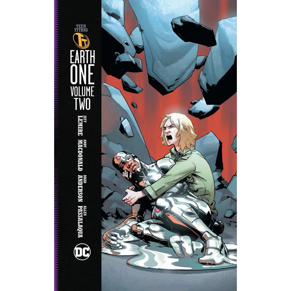 Earth One Teen Titans HC Vol 02