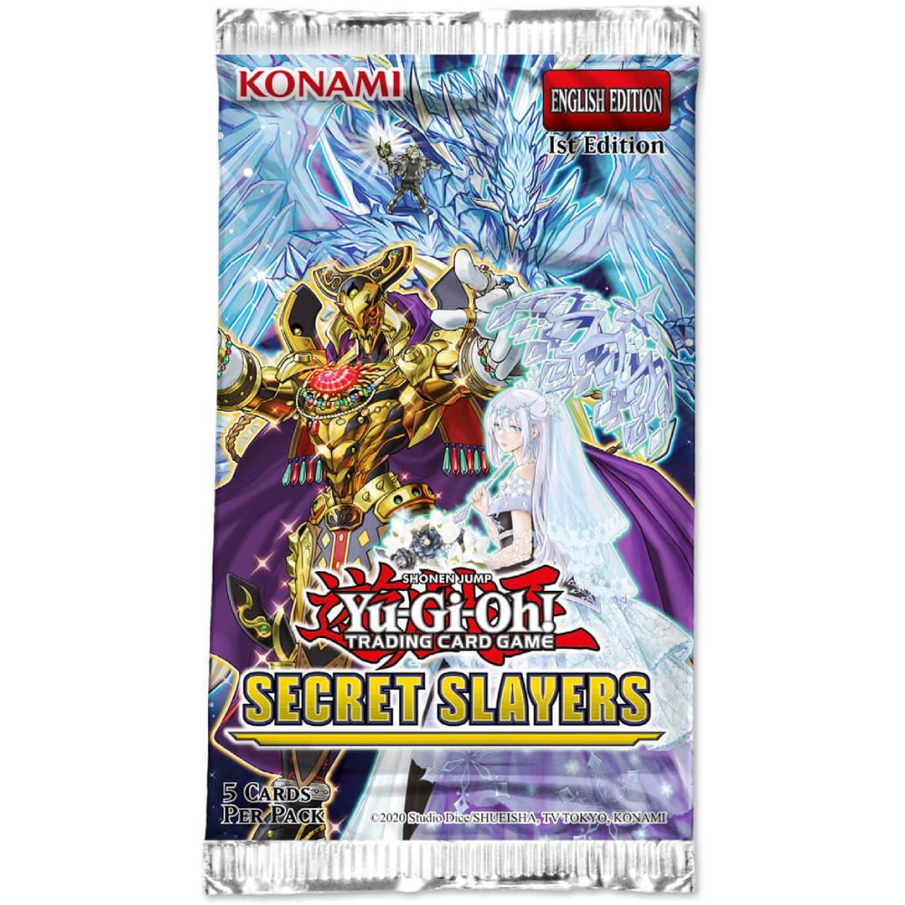 Yu-Gi-Oh! Secret Slayers Booster Pack