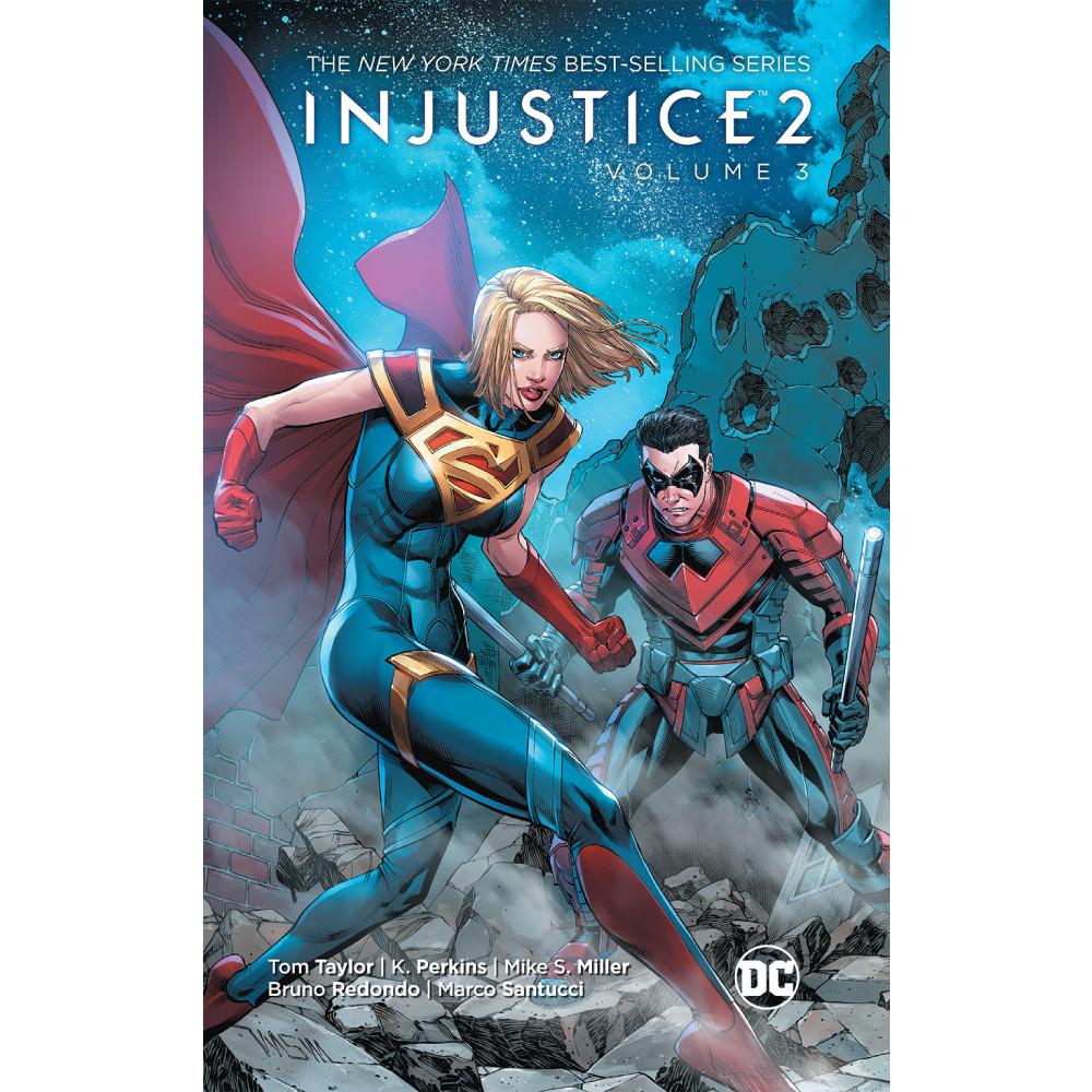 Injustice 2 HC Vol 03