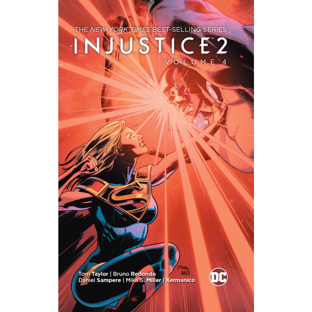 Injustice 2 HC Vol 04