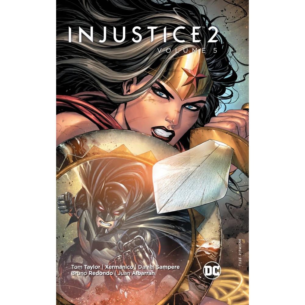 Injustice 2 HC Vol 05