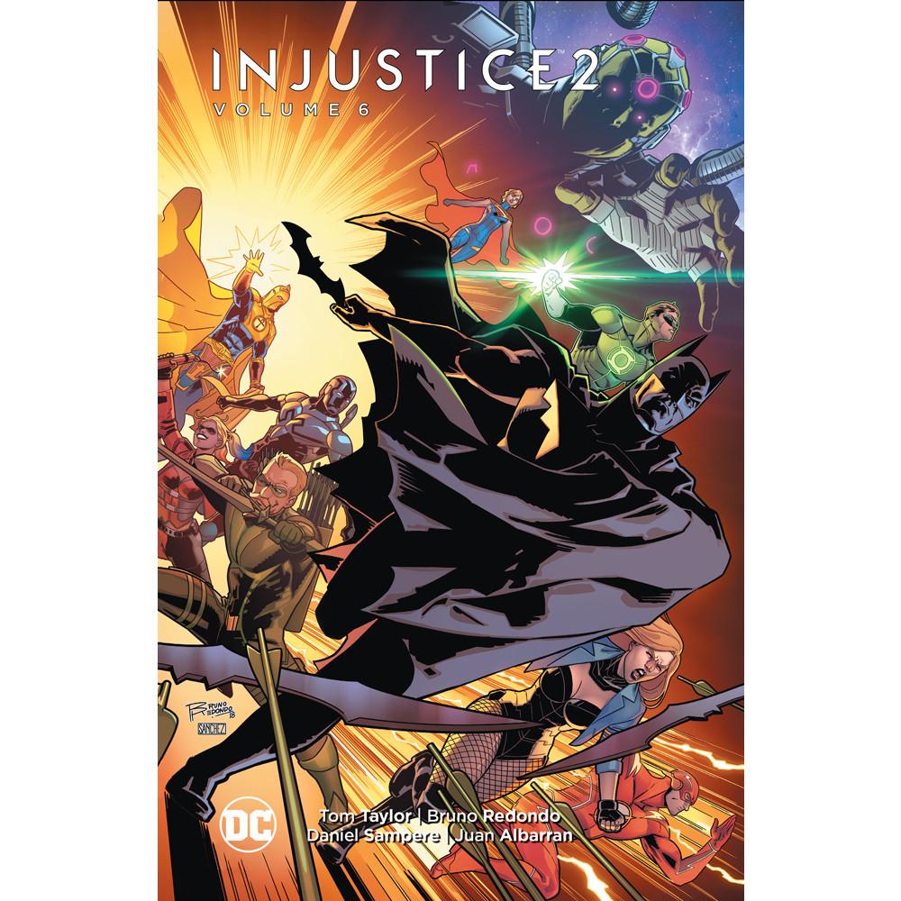 Injustice 2 HC Vol 06