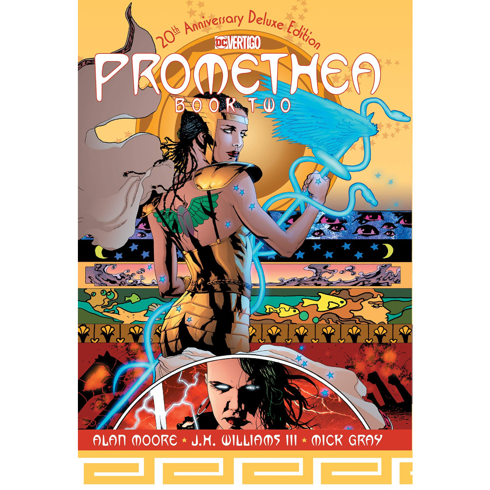 Promethea 20th Anniv Deluxe Edition HC Vol 02