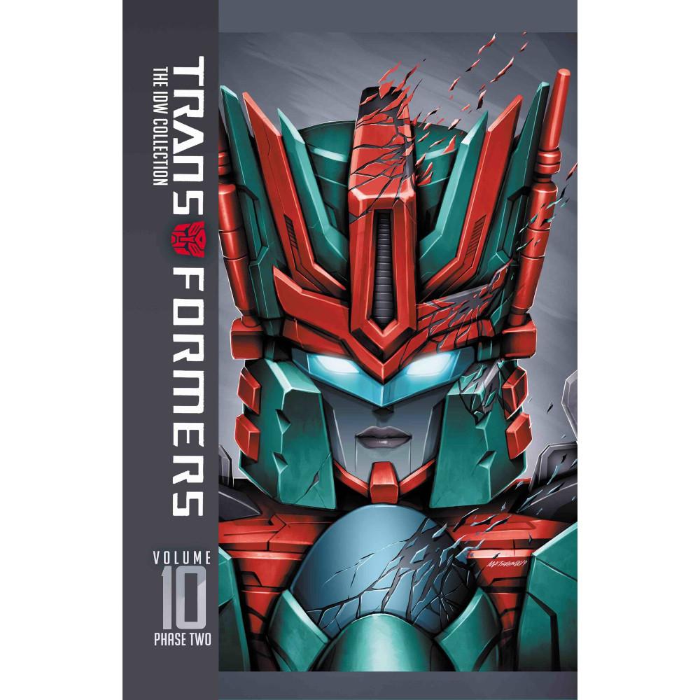 Transformers IDW Coll Phase 2 HC Vol 10