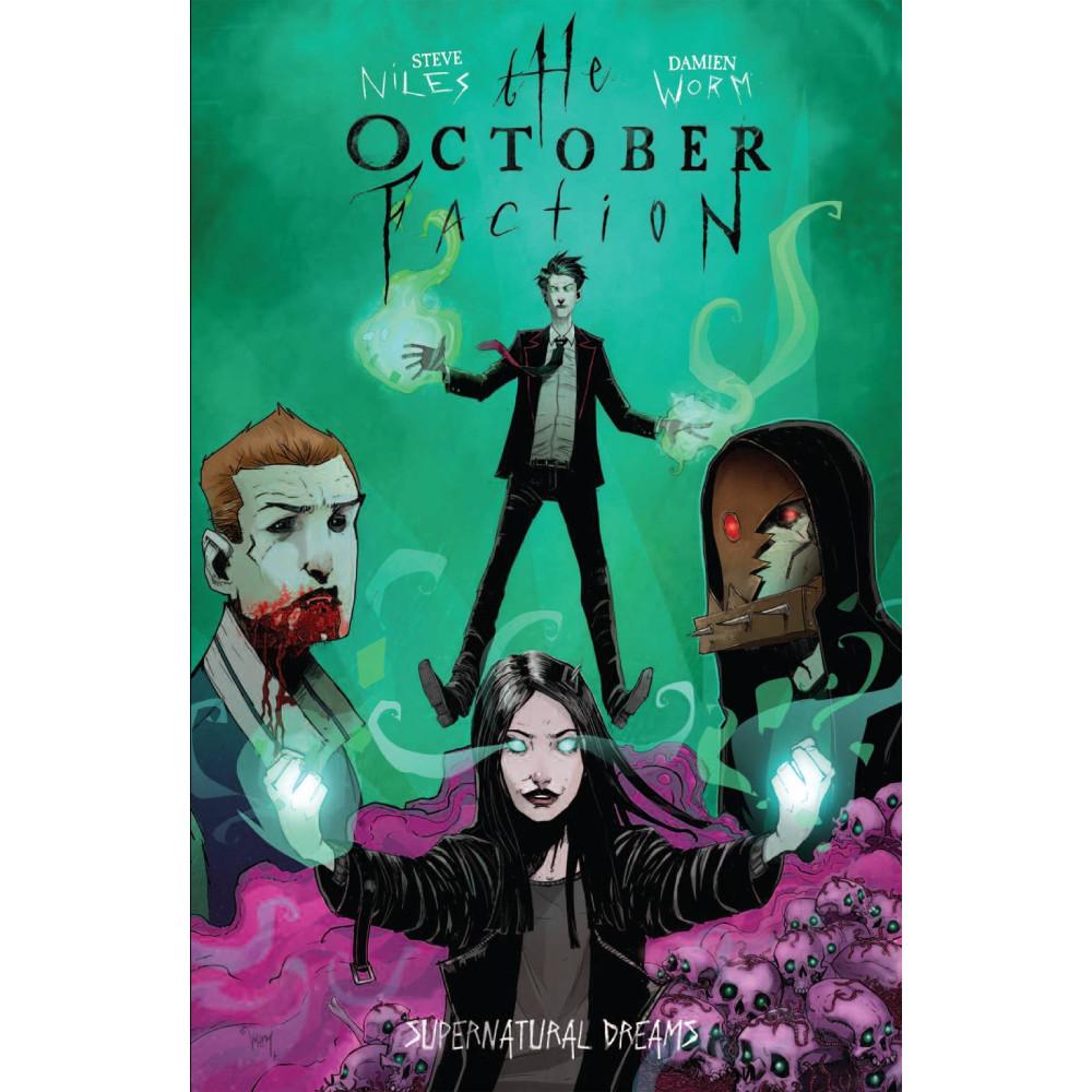October Faction TP Vol 05 Supernatural Dreams