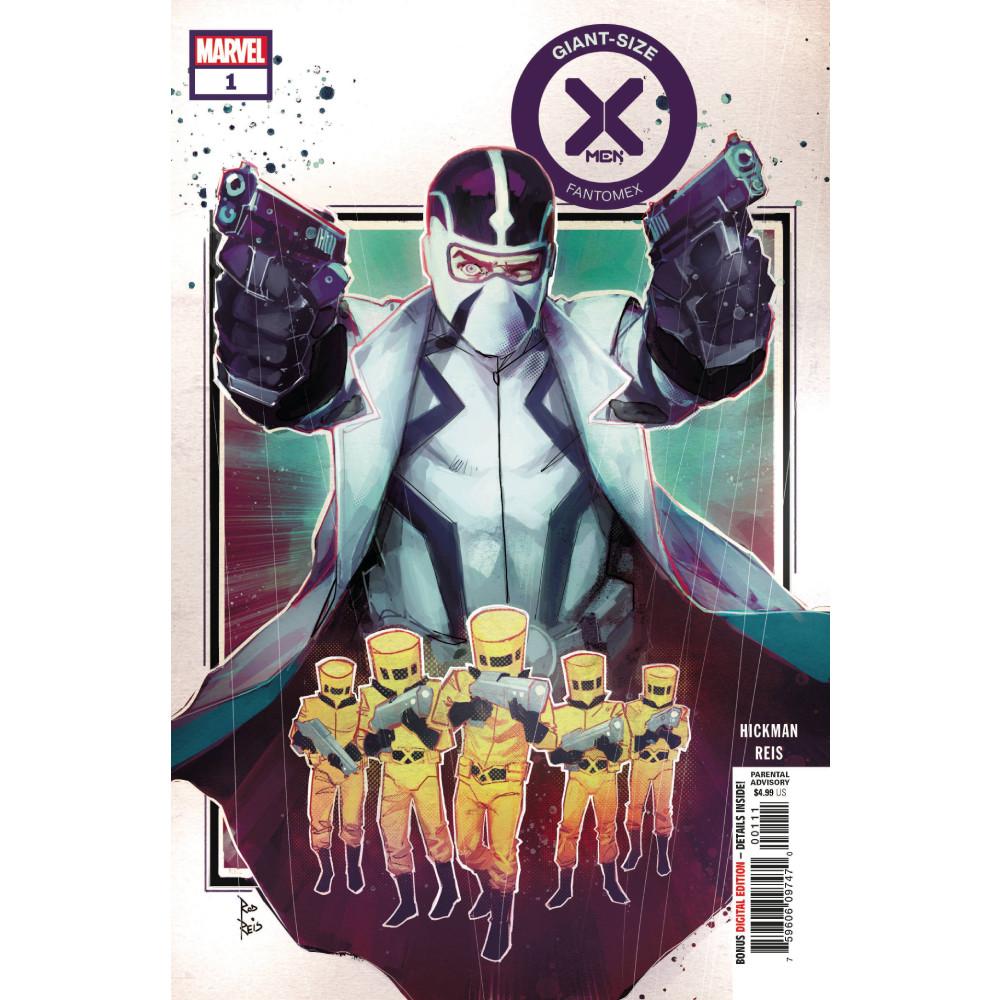 Giant Size X-Men Fantomex 01