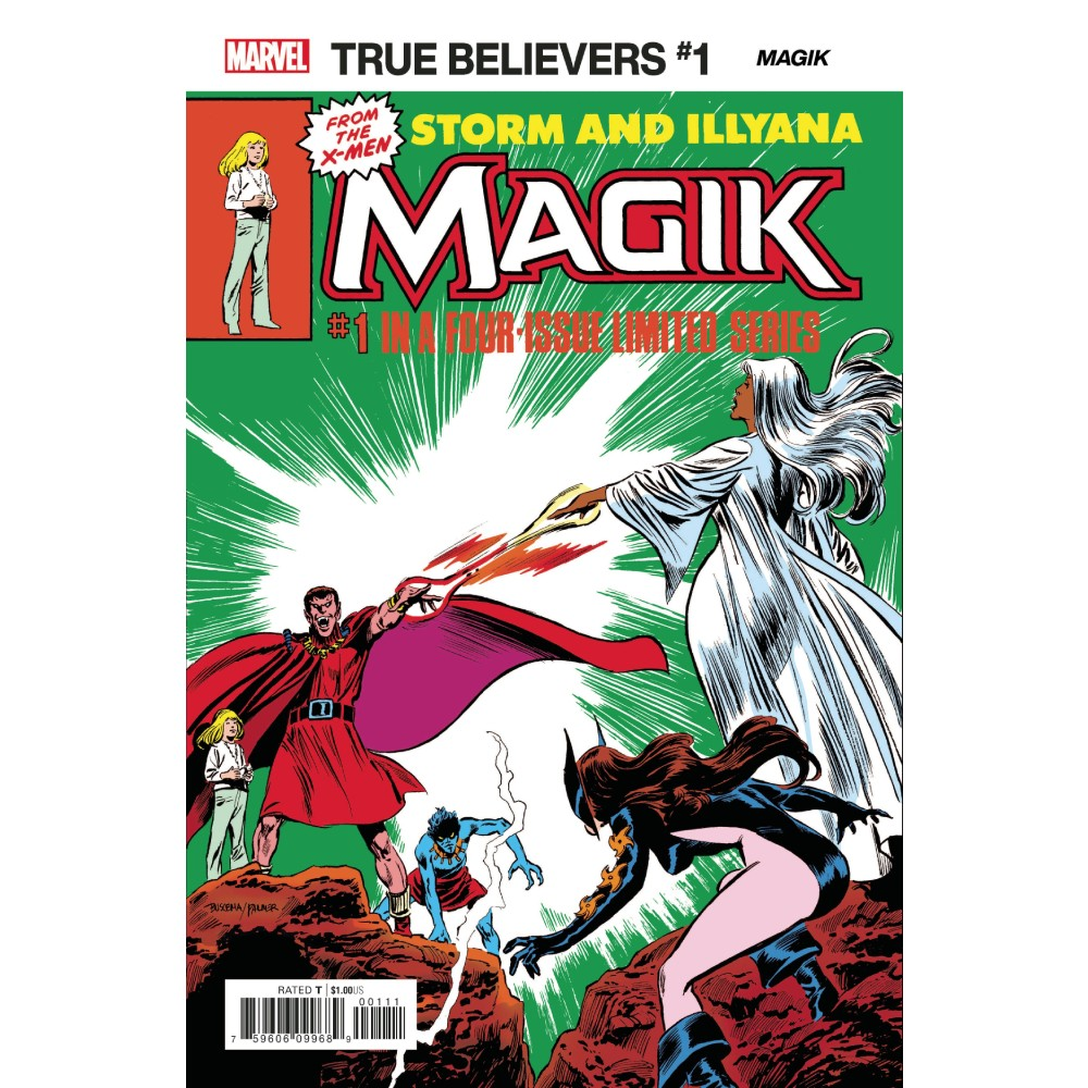 True Believers X-Men Magik 01