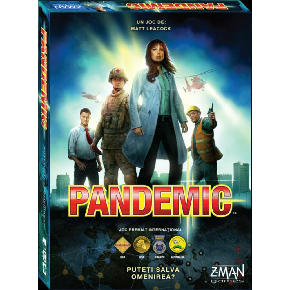 Pandemic (ediție în limba română)