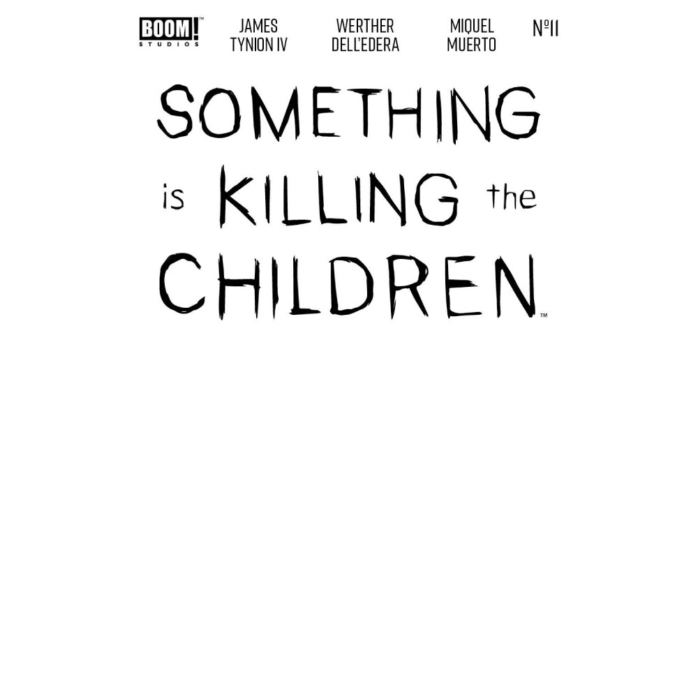Something Is Killing Children 11 Cvr D Thank You Var