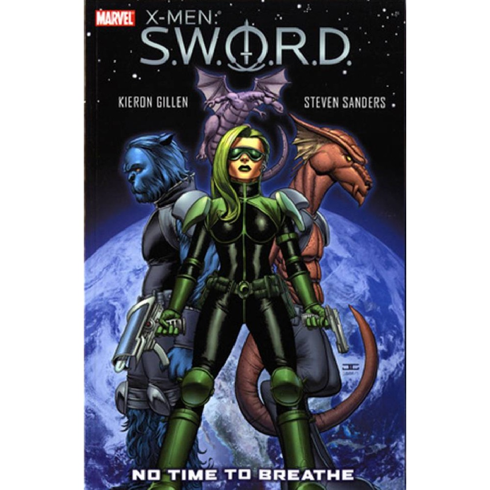 X-Men Sword TP No Time To Breathe (New Ptg)