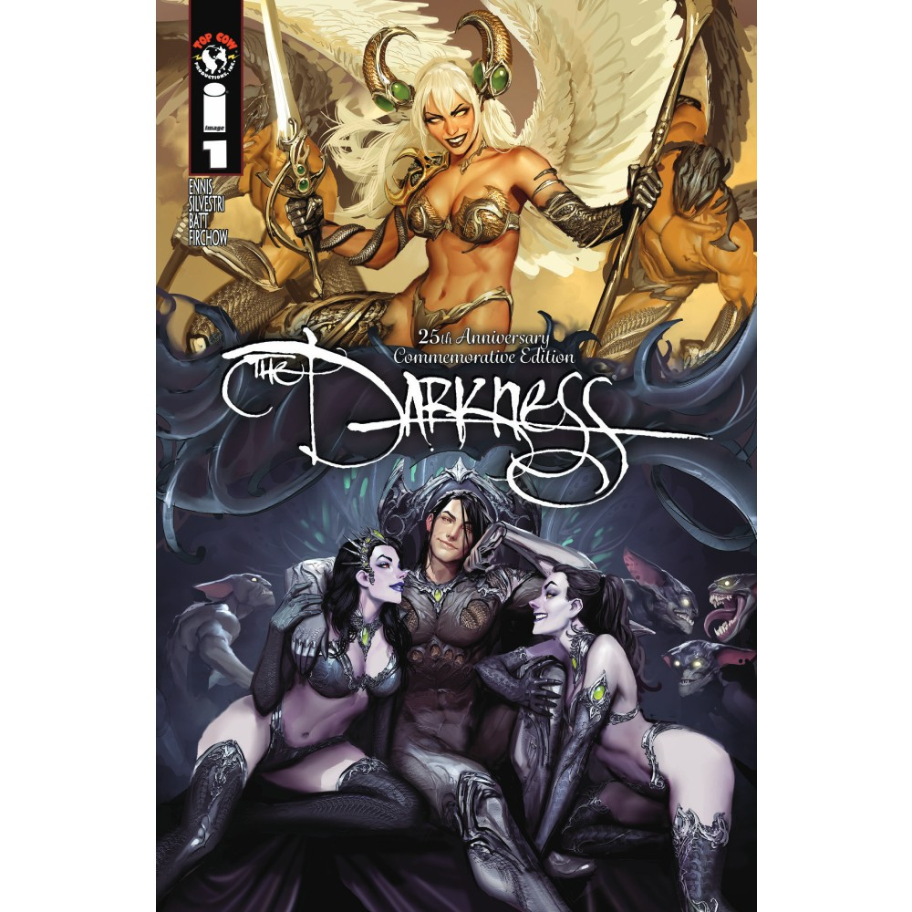 Darkness 01 25th Annv Commemorative Ed Cvr B Sejic