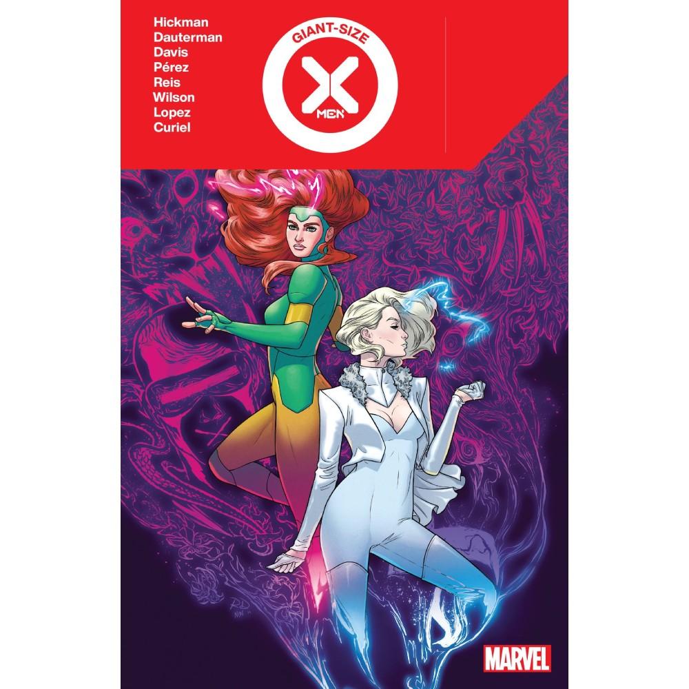 Giant-Size X-Men by Jonathan Hickman TP