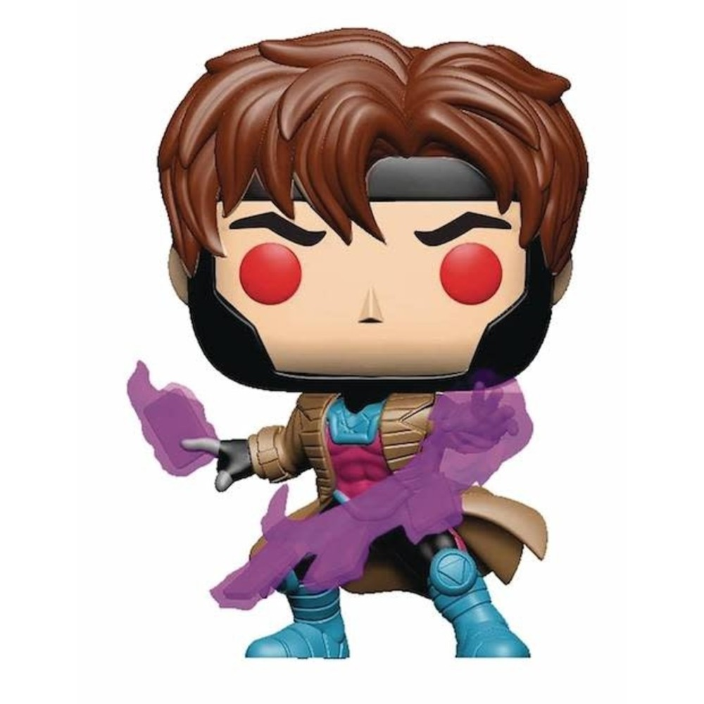 Figurina Funko Pop X-Men Classic Gambit with Cards