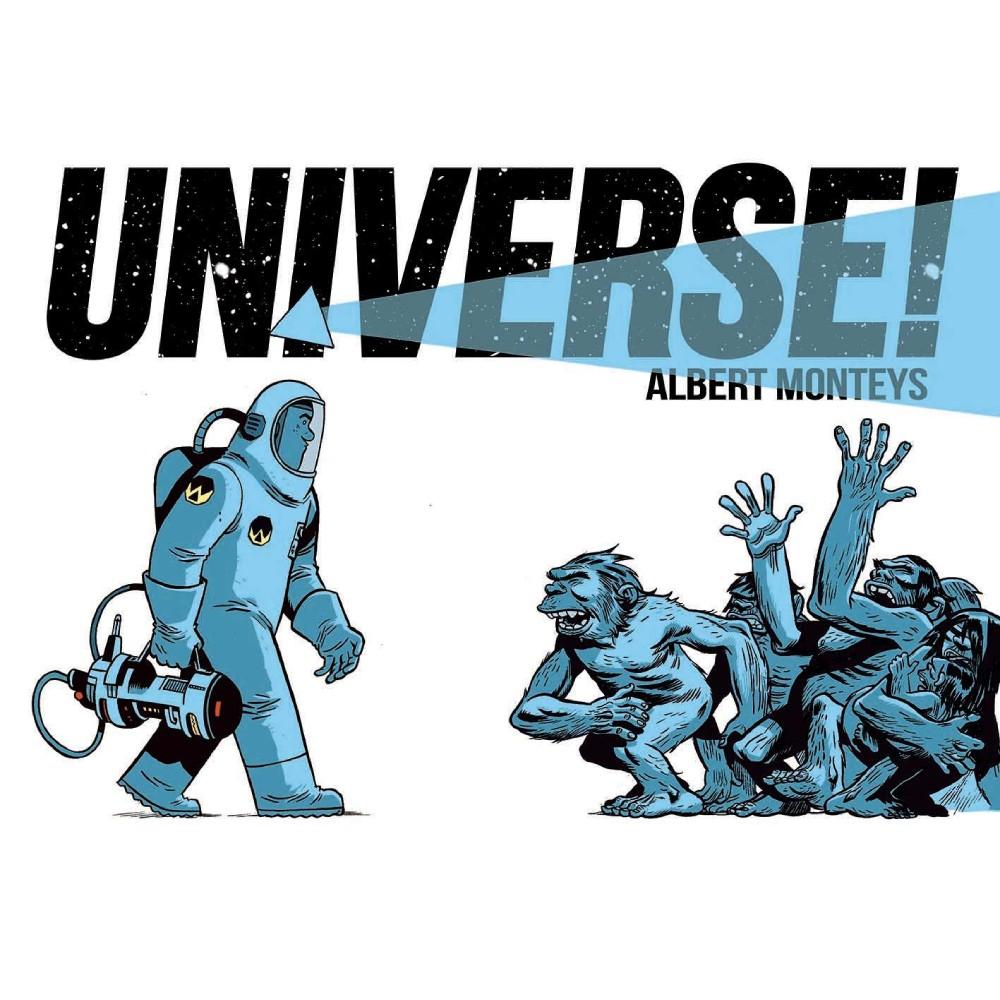 Universe HC Vol 01