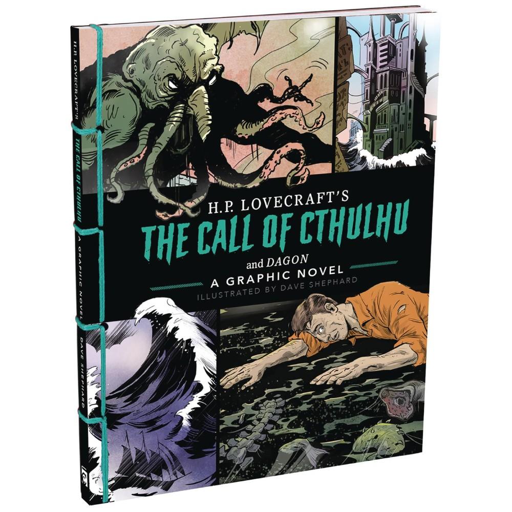 Call of Cthulhu & Dagon HC GN