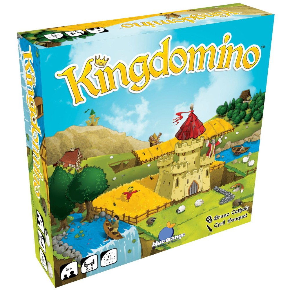Kingdomino (editie in limba romana)