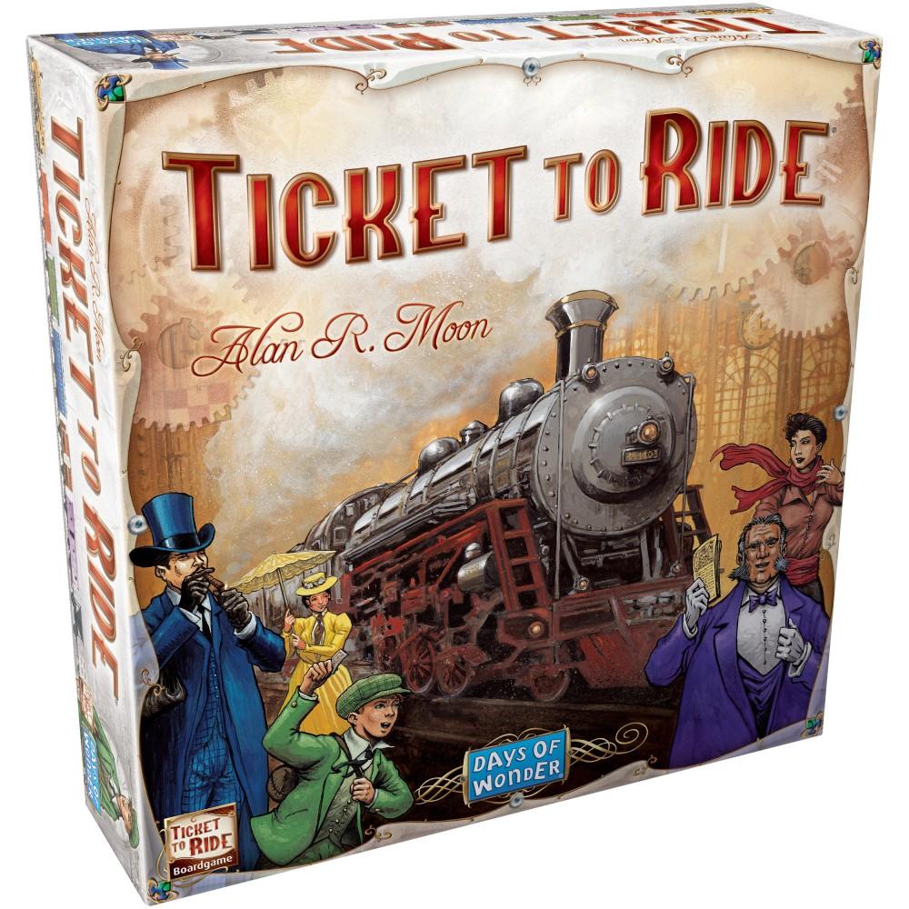 Ticket to Ride USA (editie in limba romana)
