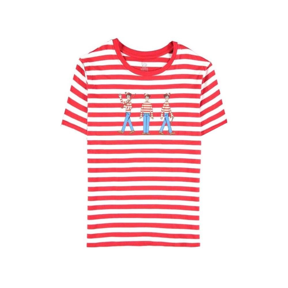 Tricou Universal - Where's Waldo? Dama XL image0