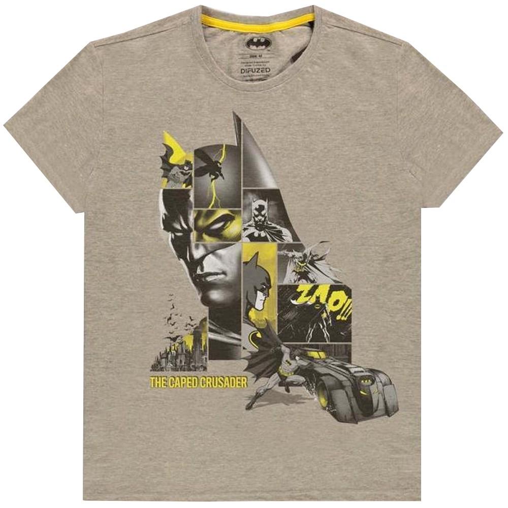 Tricou Warner - Batman - Caped Crusader XL image0